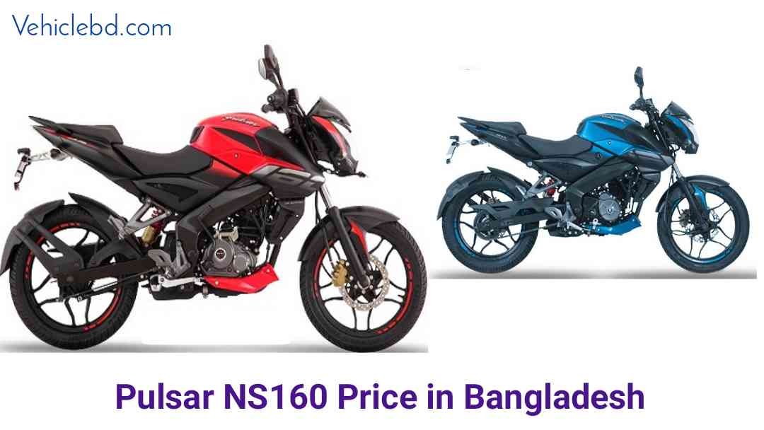 Pulsar NS160 double disk Price in Bangladesh 2021