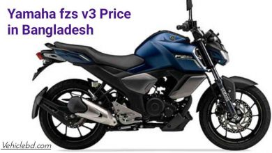 Photo of Yamaha fzs v3 Price in Bangladesh 2020-21 (Updated)