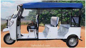 Battery Operated Solar Powered Auto Rickshaw Price bangladesh