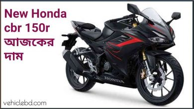Photo of New Honda cbr 150r 2021 price in bd & Review