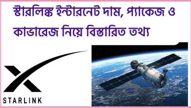 Photo of SpaceX Starlink internet Price in Bangladesh & Review