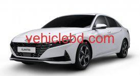 Hyundai Elantra Hybrid SEL 2022