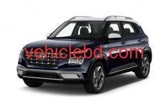 Hyundai Venue SEL 2021