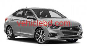 Hyundai Accent Limited 2022