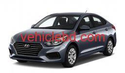 Hyundai Accent SE Manual 2021