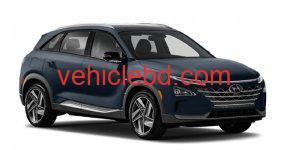 Hyundai Nexo Blue 2021