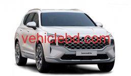 Hyundai Santa Fe Calligraphy AWD 2022