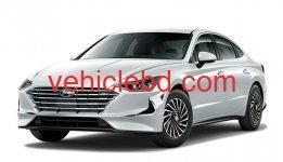 Hyundai Sonata Hybrid SEL 2021