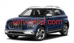 Hyundai Venue Denim 2021