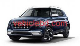 Hyundai Venue SEL 2022